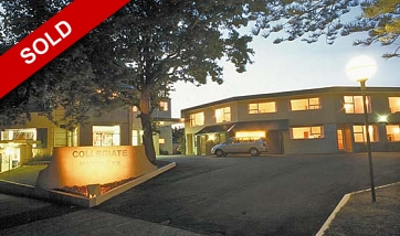 Quality Inn Collegiate, Wanganui, Freehold Investment