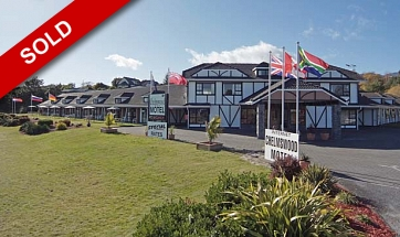 Chelmswood Motel, Taupo