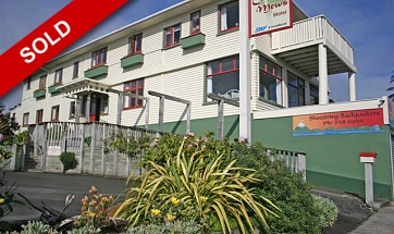Shoestring Backpackers & Cottage Mews Motel, New Plymouth