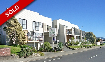 Wrights by the Sea Motel, Paraparaumu Beach