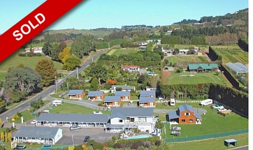 Accommodation Te Puna Motel and Holiday Park