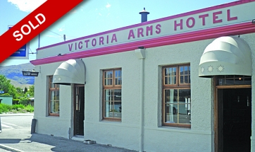 Victoria Arms Hotel, Cromwell