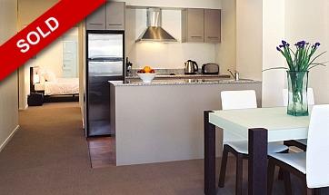 Franchise Serviced Apartment Business in Wellington CBD