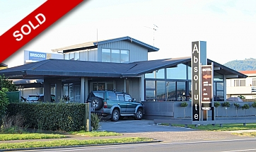 Absolute Lakeview Motel, Taupo