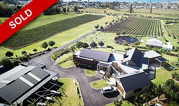 Vineyard for Sale plus Luxury Home and Cellar Door Sales - Make your future count