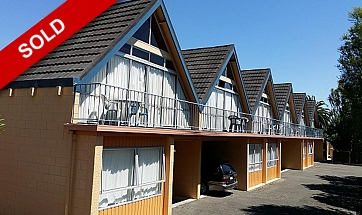 Milton Chalets - Central and Manageable
