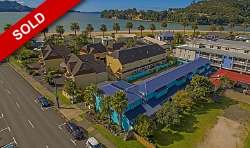Albert Number Six Motel - Freehold Going Concern For Sale - SORRY SOLD