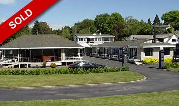 Accent on Taupo Motor Lodge, Taupo