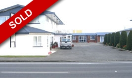554 Moana Court Motel, Freehold For Sale - Better than money in the bank!