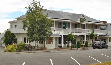 Turoa Lodge, Bar and Restaurant